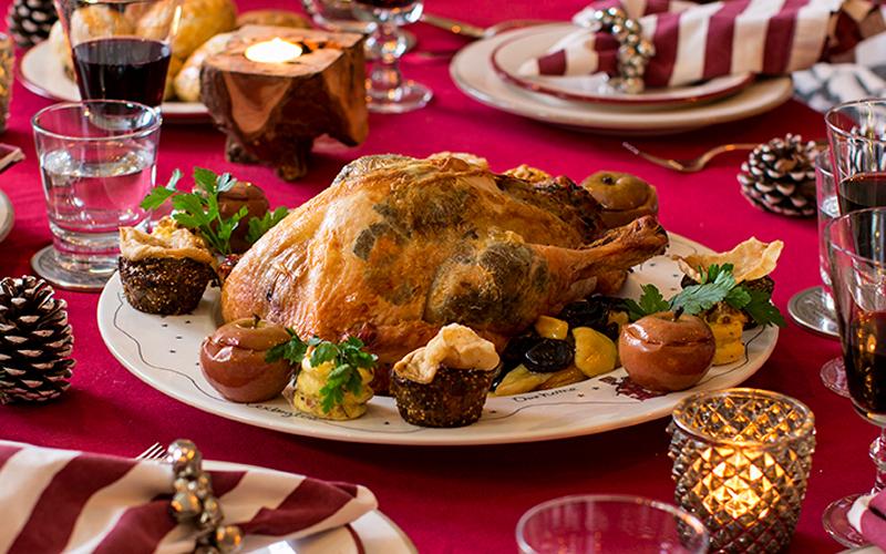 Stuffed Turkey
