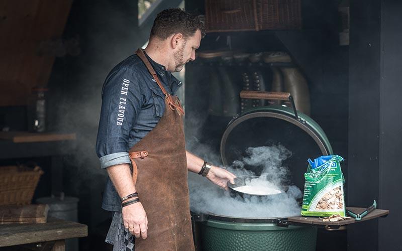 Côte de bœuf au mélange à frotter pour steak