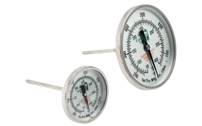 Big Green Egg Tel-Tru Temperature Gauge