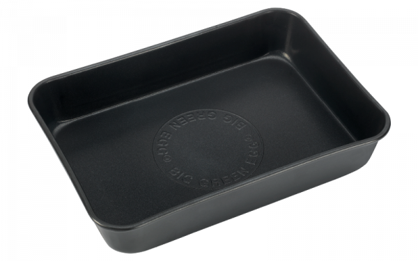 Big Green Egg Rectangular Drip Pan