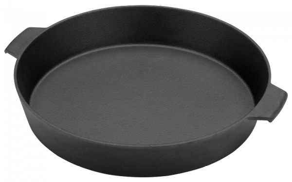 Big Green Egg Cast Iron Skillet Small