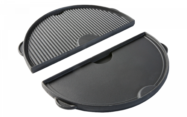 Half Cast Iron Plancha Griddle