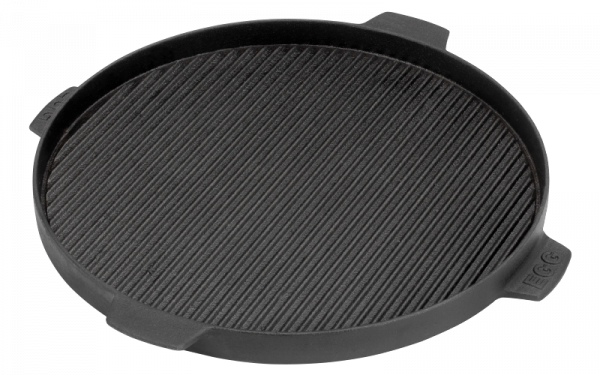 Big Green Egg Cast Iron Plancha Griddle Small