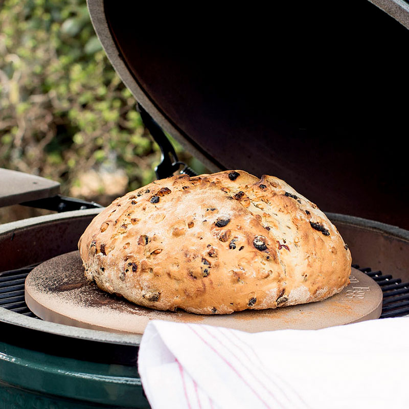 Big Green Egg Baking Stone