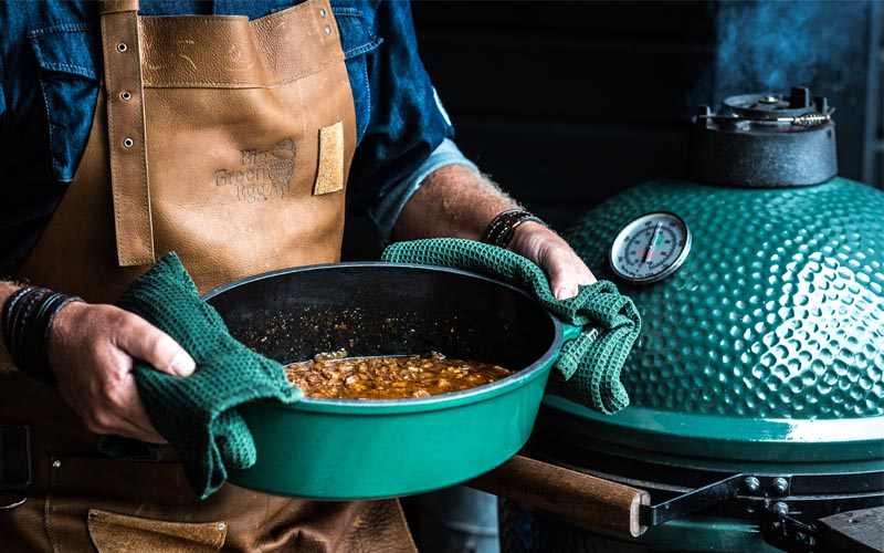 Dutch Green Oven