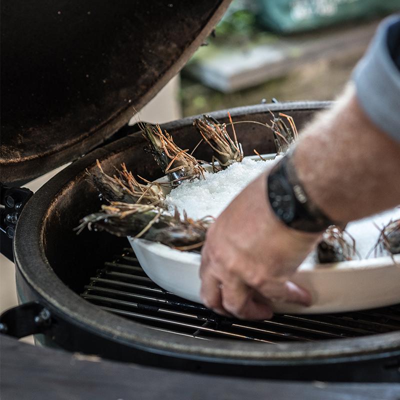 Deep Dish Baking Stone