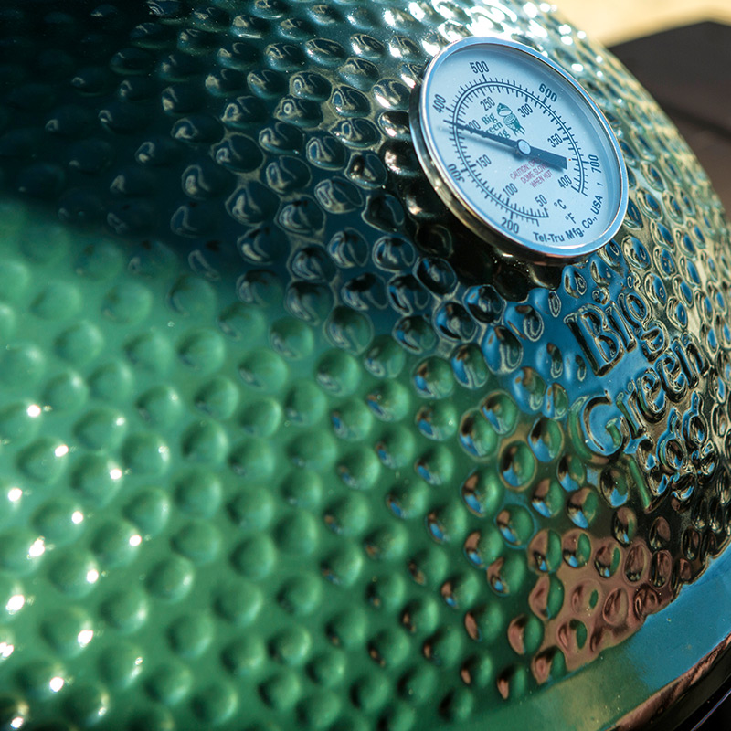 History of Big Green Egg