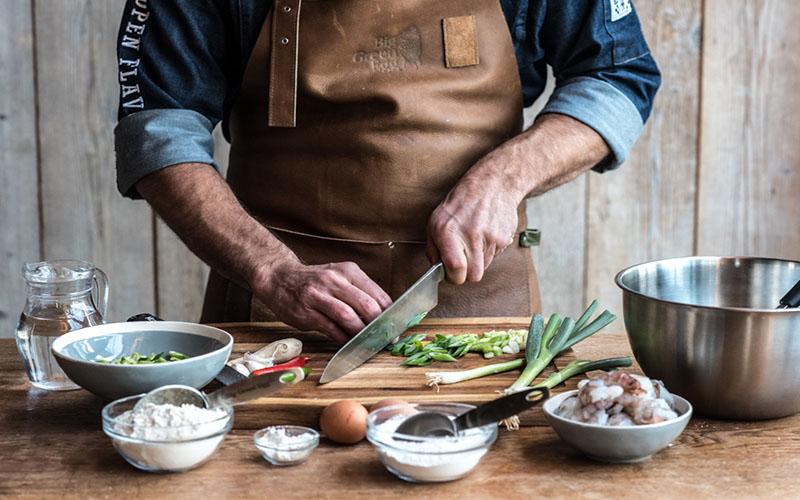 Pajeon: hartige Koreaanse pannenkoek