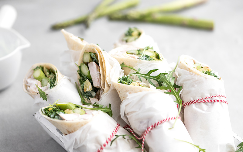 chicken-wraps