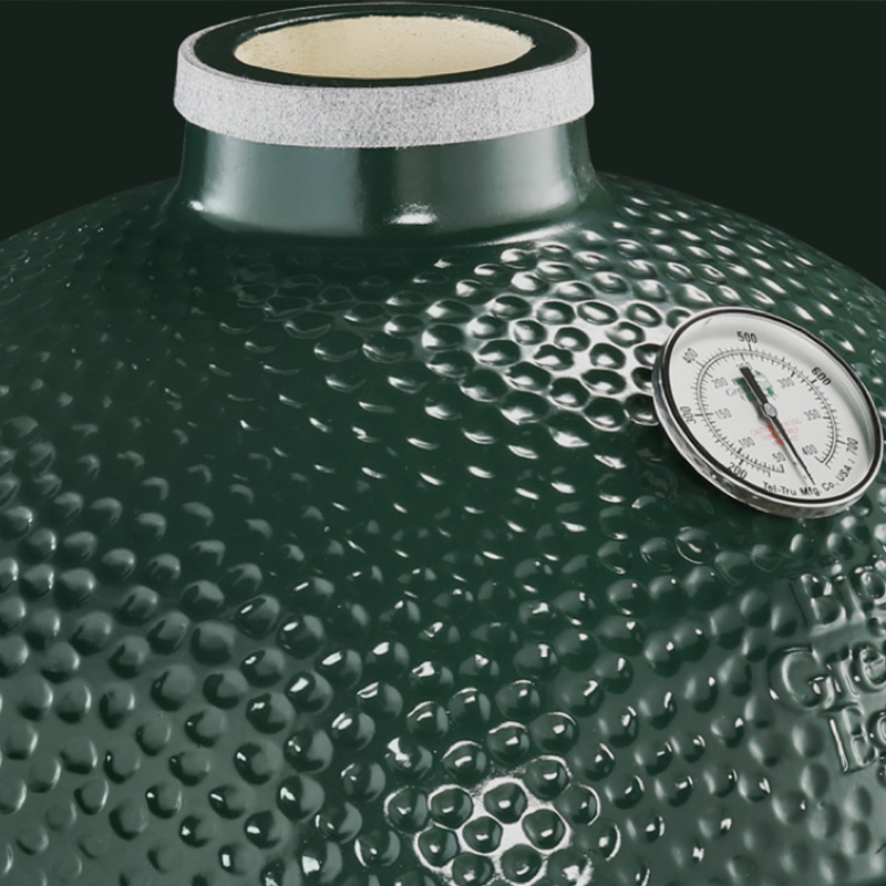 Top Dome Big Green Egg
