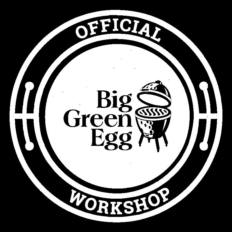 official big green egg workshop