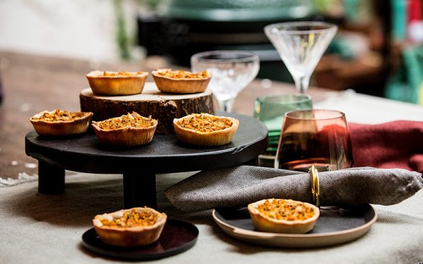 Little Pumpkin Tarts