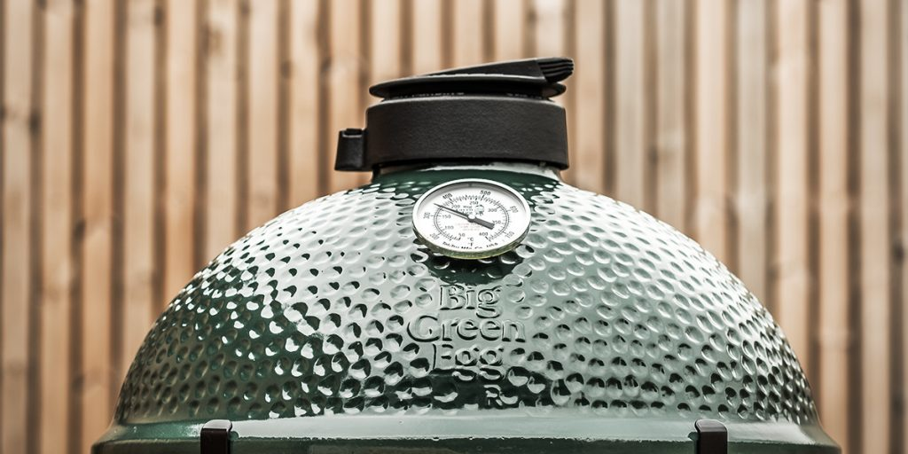 Big Green Egg deksel