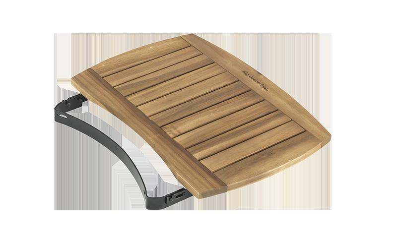 EGG Mates (Seitentische) aus Akazienholz