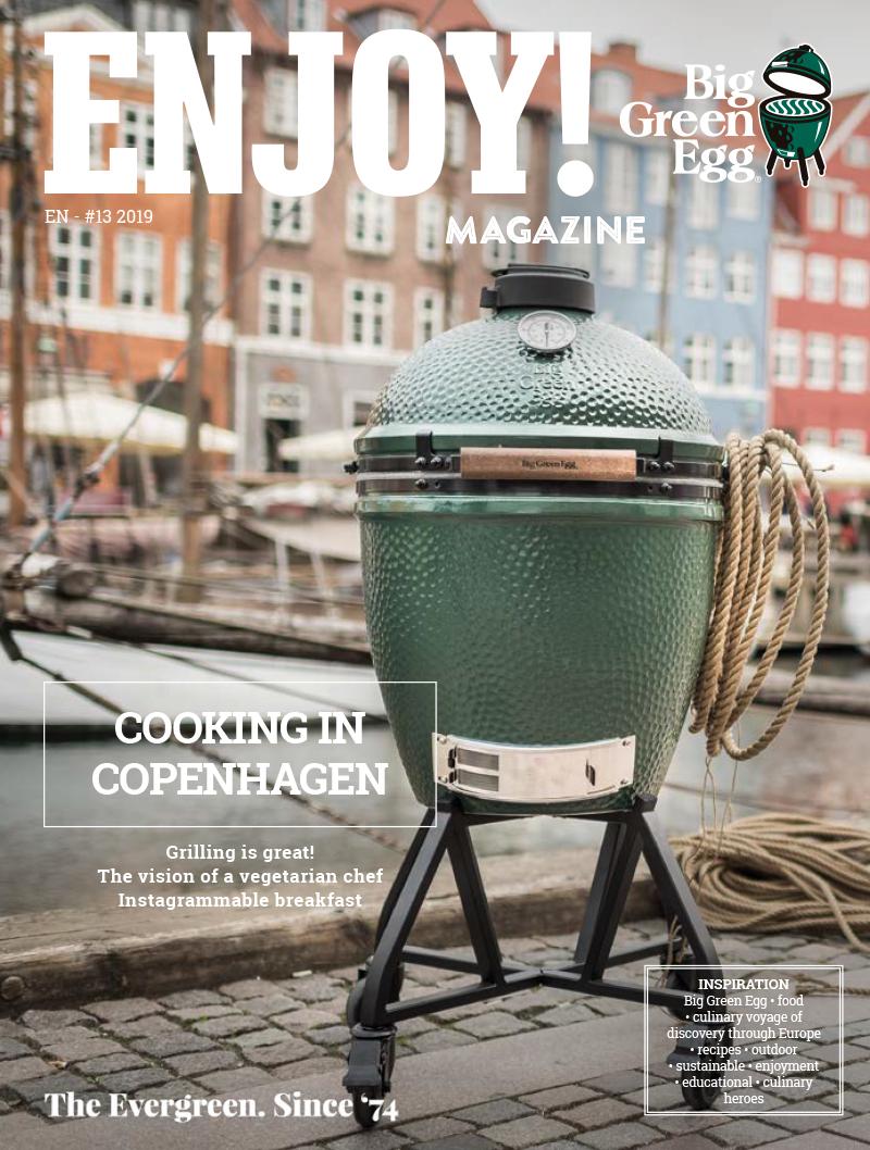 Cooking in Copenhagen