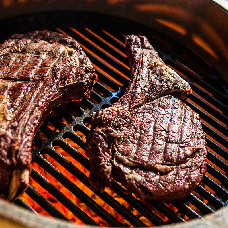 easy recipes for on your Big Green Egg