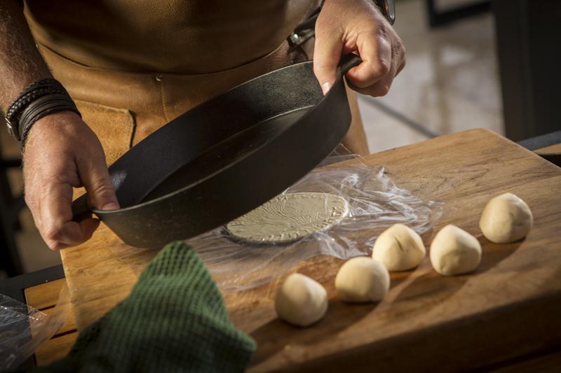 Tortilla (základní recept)