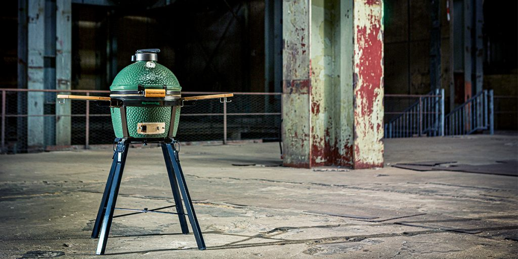 Big Green Egg productontwikkeling