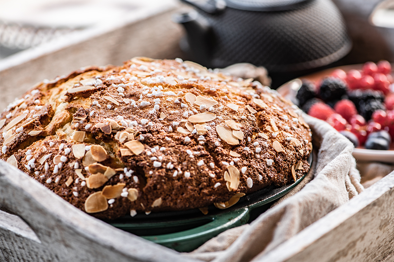 Italian Almond Bread
