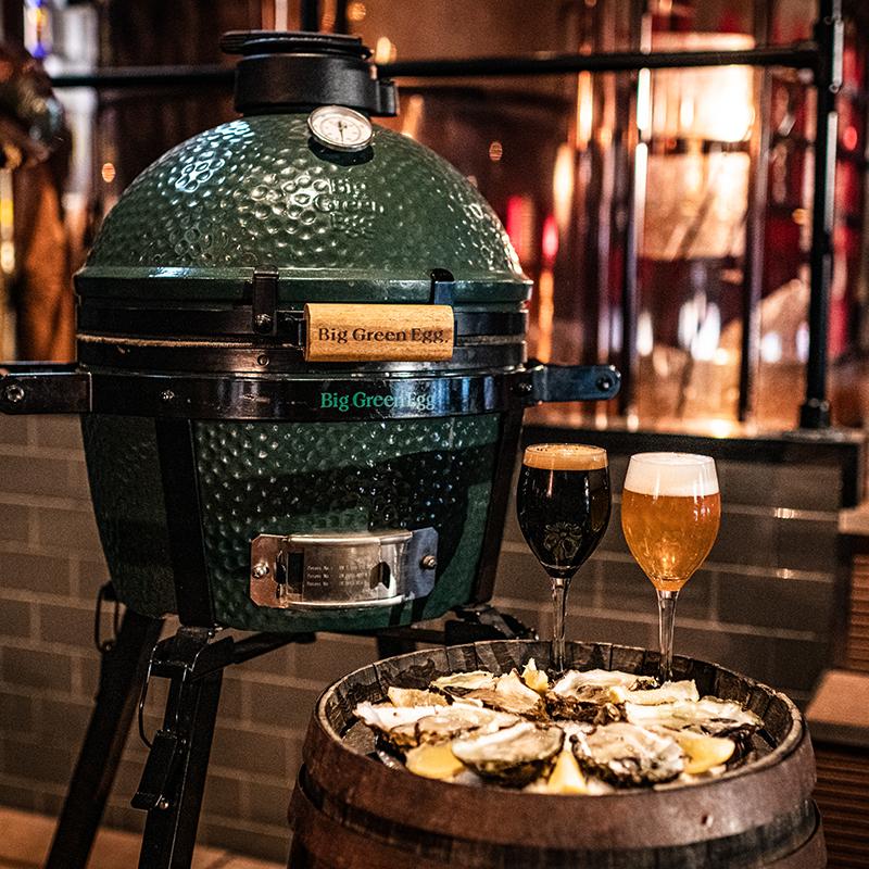 Комбинации от бира и храна за барбекю