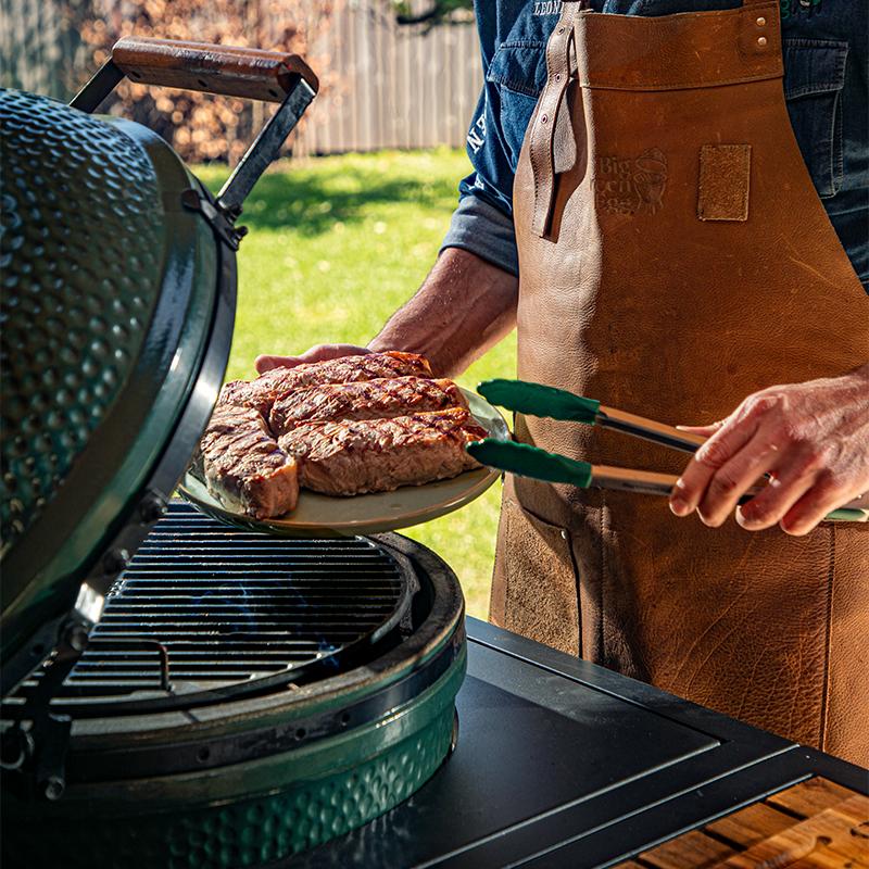 Entrecôte de veau grillée