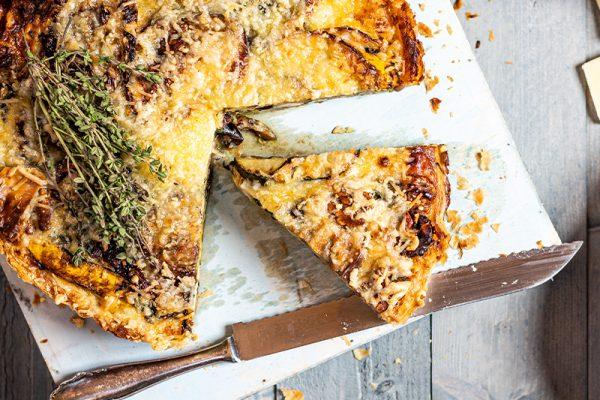 Italiaans quiche