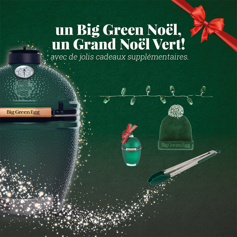 Big Green Egg | Christmas