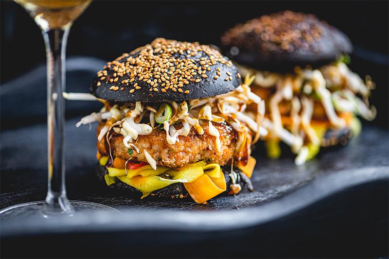 Gamba-Burger